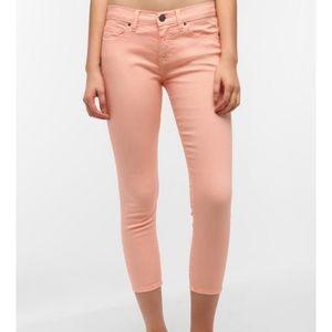 BDG twig grazer pink jeans